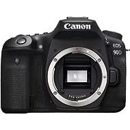 Canon 90D Digital SLR Camera [Body Only]