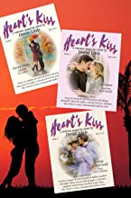 Heart's Kiss: A Romance Magazine – Omnibus Edition (Issues 1,2,3): Featuring Mary Jo Putney, Deb Stover, M.L. Buchman, Laura Resnick, Kristine Grayson and many more (Heart's Kiss Onminbus Book 1)