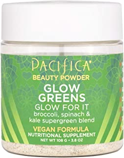 Pacifica Beauty Powder, Glow Greens, 3.8 Ounce