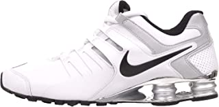 official photos 9ee39 69d5e Nike Shox Current Running Shoes athletic sneakers WHITE BLACK METALLIC  (10.5)