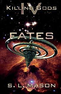 Fates: An Alternate History Space Opera with Greek Mythology.