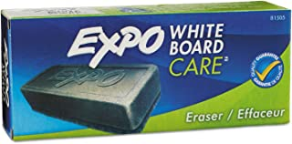 Expo 81505 Dry Erase Board Eraser, Soft Pile, 5 1/8 W x 1 1/4 H inches - Pack of 1