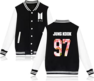 Dolpind Kpop BTS Jacket in The Mood for Love Yourself Jimin Jungkook V Suga Rap Jacket