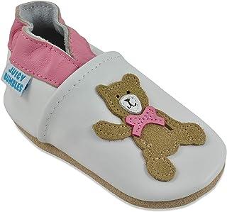 5279c0c703a7f Juicy Bumbles Chaussures Bébé - Chaussons Bébé - Chaussons Cuir Souple - Chaussures  Cuir Souple Premiers
