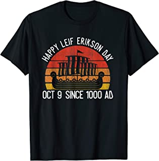Best happy leif erikson day shirt Reviews