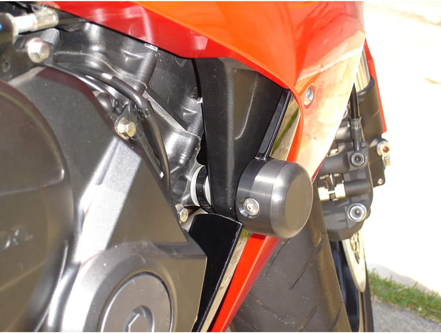 HONDA CBR 600RR NEW before selling 2003-2006 FRAME WOODCRAFT SLIDERS Max 54% OFF RACING