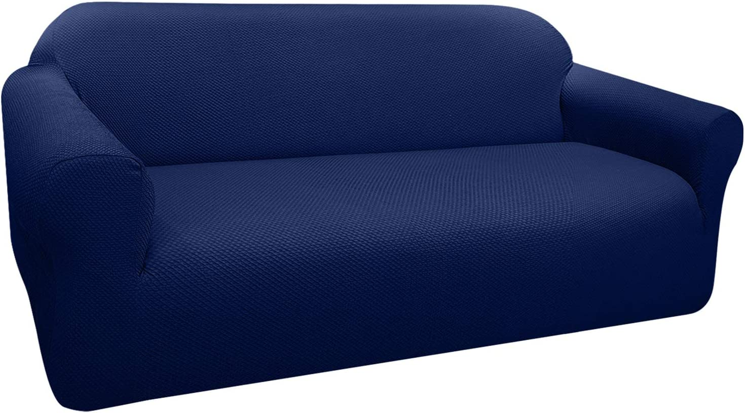 1 Sitzer, Creme Granbest Thick Sofabezug Stylish Pattern Sofa/überzug f/ür Sofa Stretch Elastische Jacquard Sofahusse Couchhusse mit Armlehne f/ür Wohnzimmer Anti-Rutsch