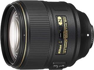 Nikon AF-S Nikkor 105mm f/1.4E ED SLR Lens for Cameras