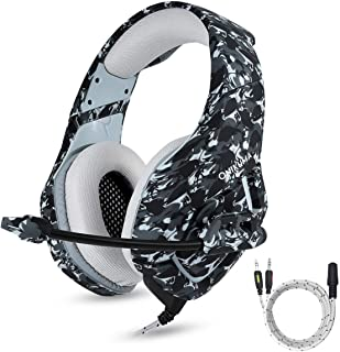 PS4 Gaming Headset with Mic for PC Mac Laptop New Xbox one Ninten - Kulaklık