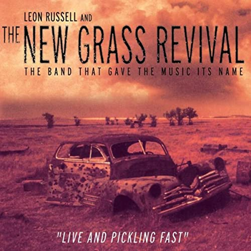Amazon.com: New Grass Revival With Leon Russell Live: Leon ...