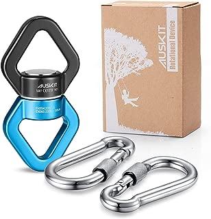 AusKit Swing Swivel, 30 KN Safest Rotational Device...