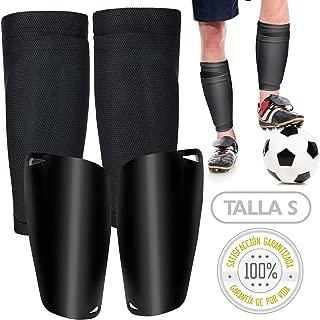 Amazon.es: 3 estrellas y más - Espinilleras / Fútbol: Deportes y ...