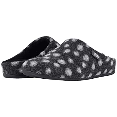FitFlop Chrissie Dots (Charcoal) Women
