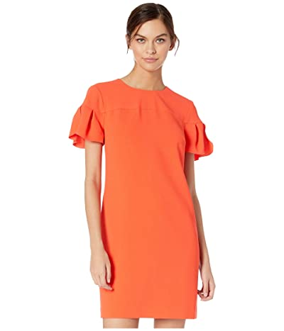 Trina Turk Jacinta Dress (Vermillion) Women