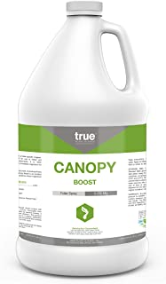 True Canopy Boost Plant Foliar Spray Corrects Common Yellowing Gallon (128 oz)