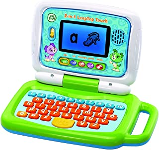 Leap Frog  2-In-1 Leaptop Touch, Multicolor, Piece Of 1
