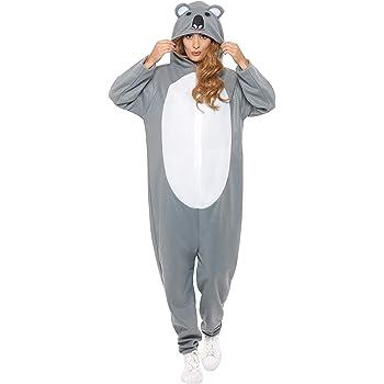 Smiffys 47222L Koala - Disfraz de oso para hombre: Amazon.es ...