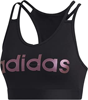 adidas Women's W E BR BT Sports Bra, Black/Black