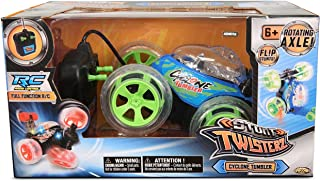 NKOK Stunt TwisterZ Cyclone Tumbler RC Toy