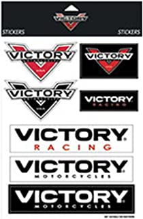 Best victory motorcycle decals Reviews
