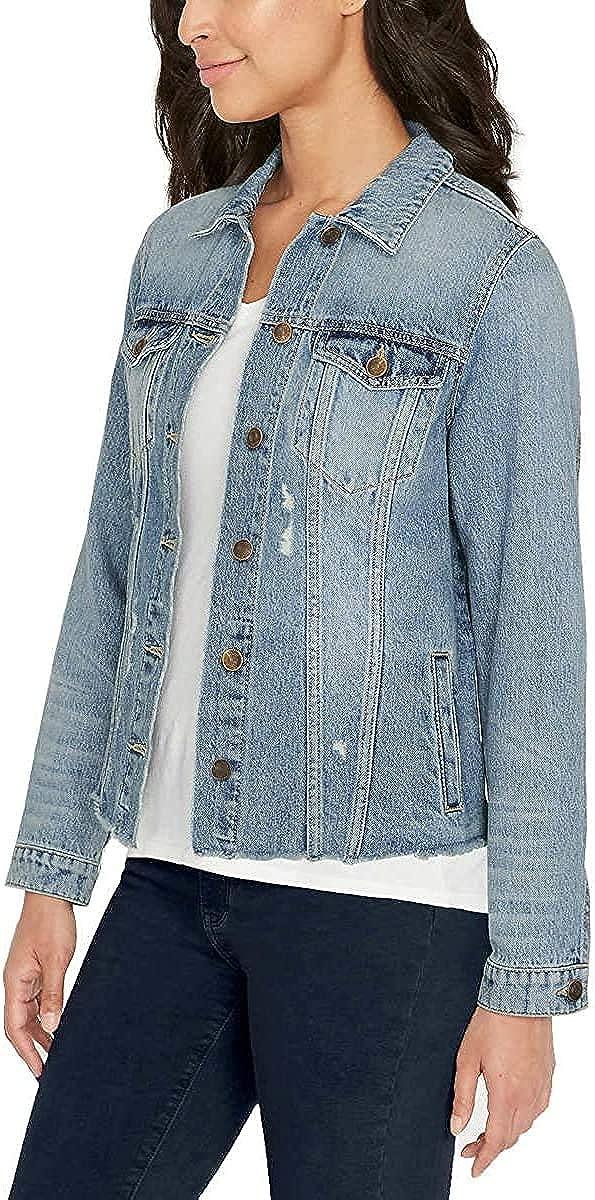 Buffalo David Bitton Womens Denim Jacket