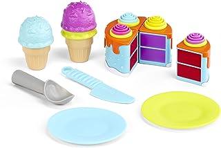 Little Tikes Tasty Jr. Bake 'N Share Birthday Treats Role Play Activity Pack