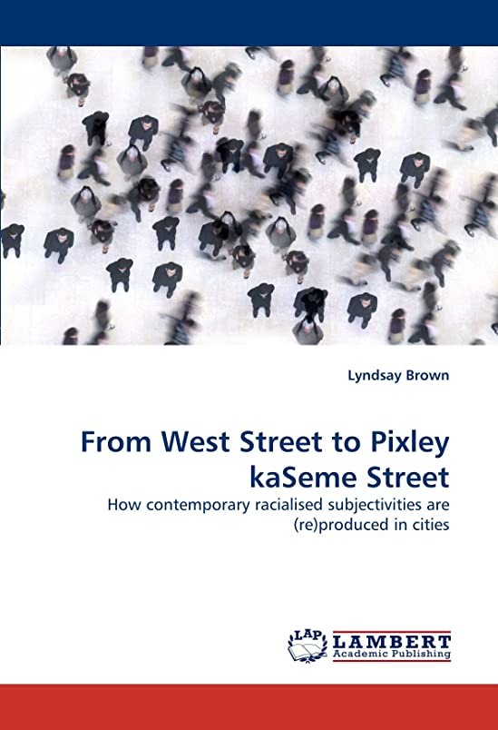 画像組立刺繍From West Street to Pixley Kaseme Street
