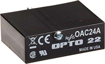 Opto 22 OAC24A Isolation milliamps