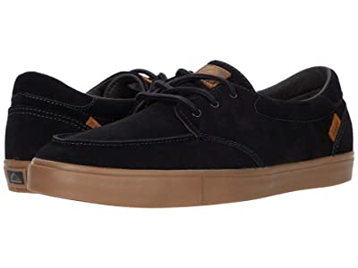 Reef Deckhand 3 SE (Black/Gum) Men
