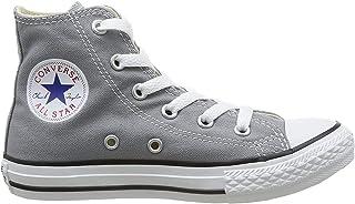 Converse Chuck Taylor All Star Hi Blanc (Optical White) Textile Enfant Formateurs Chaussures