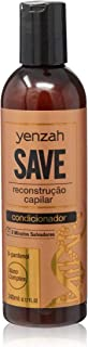 Condicionador Save, Yenzah, Branco