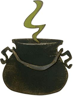 Sizzix 664214 Cauldron by Tim Holtz Dies, us:one Size