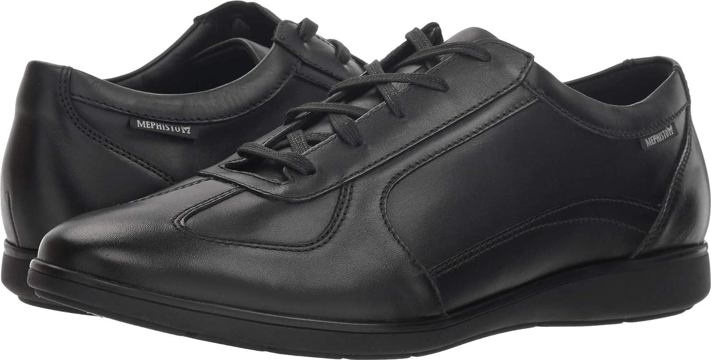 Mephisto Leonzio Men's Black Carnaby Shoes