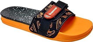 Camfoot Men's (1715) Orange Casual Stylish Slides Slippers 10 UK