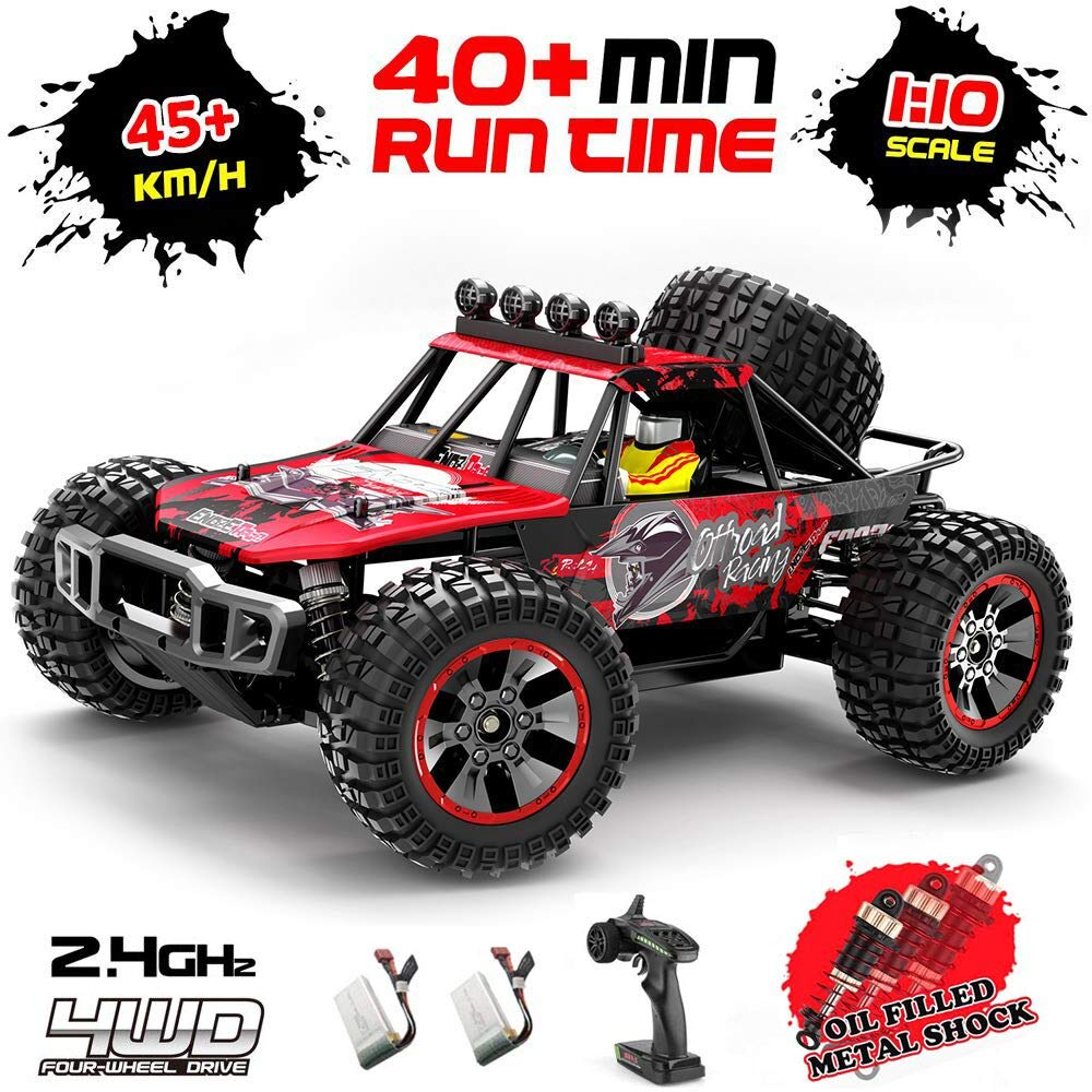 Car Buggy Large Waterproof Controlled Rechargeable