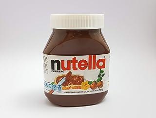 Nutella 750 gr Crema de Avellanas Con Cacao