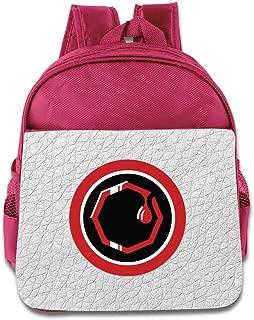 Hello-Robott Rose Strawweight School Bag Backpack RoyalBlue