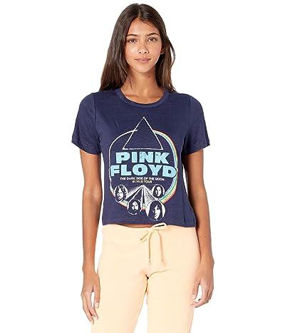 Chaser Pink Floyd World Tour Linen Jersey Short Sleeve Tee