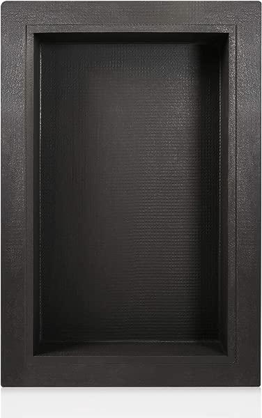 瓷砖准备 12X20 英寸防水防漏浴室嵌入式 XPS 淋浴架子淋浴利基整理存储用于洗发水和橱柜存储
