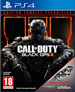 Call Of Duty Black Ops Zombie Chronicles Iii