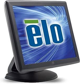 Elo 1000 Series 1515L LCD Desktop Touchscreen Montior - 15-Inch - 5-Wire Resistive - 1024 x 768-4:3 - Dark Gray