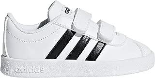 adidas Kids' Vl Court 2.0 CMF Skate Shoe