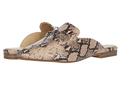 Naturalizer Leanna (Barely Nude Snake Print Leather) Women