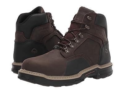 Wolverine Bandit Insulated CarbonMAX 6 Boot (Dark Brown) Men