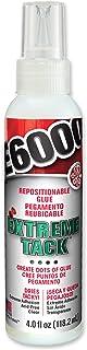 E6000 565104 Extreme Tack Adhesive - 4 fl oz Shelf Bottle