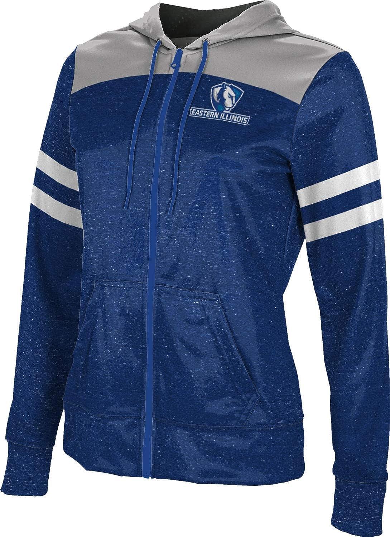 ProSphere Eastern Illinois University Girls' Zipper Hoodie, School Spirit Sweatshirt (Gameday)