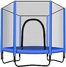 HMBB Trampoline Home Kinderen Indoor met beschermende hoes Bouncing Bed Home Indoor of Outdoor Sports Fitness Trampoline ...