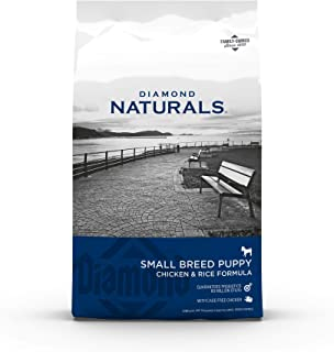DIAMOND NATURALS Small Breed Chicken and Rice Formula Adult Dry Dog Food
