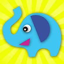 Pooza – Brain Training Puzzles for Toddlers and Preschoolers designed by brain scientists to improve your child's reasoning & logic skills in a fun, game environment