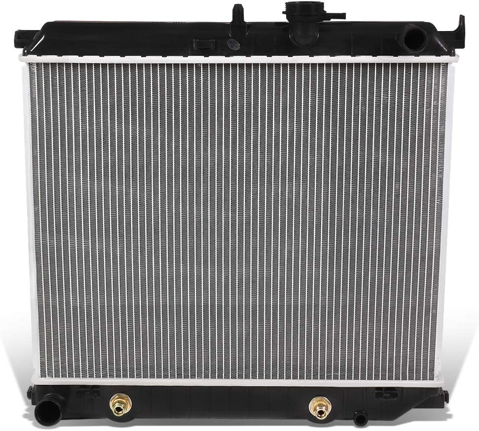 DNA Motoring OEM-RA-2707 2707 OE Cooling Aluminum Brand Cheap Sale Max 45% OFF Venue Radiator Style